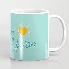 The Blogger Union Coffee Mug