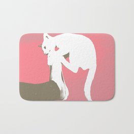 Cattack Bath Mat