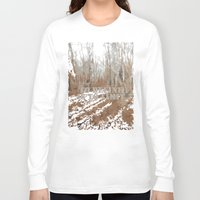 oscar wilde Long Sleeve T-shirts featuring Oscar Wilde #6 To define is to limit by bravo la fourmi