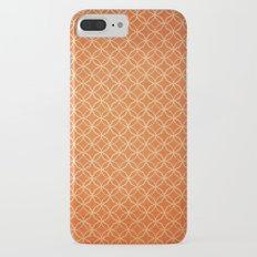 orange crush iPhone 8 Plus Slim Case