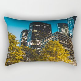Chicago - Mecca of the Midwest IV Rectangular Pillow