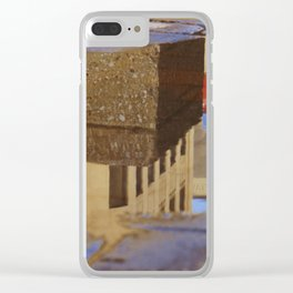 Sherbylove Clear iPhone Case