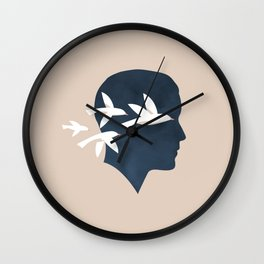 MyVision0514 Wall Clock