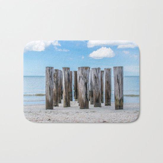Pillar Beach Bath Mat