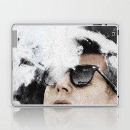 Cigar Smoker Cigar Lover JFK Gifts Laptop & iPad Skin