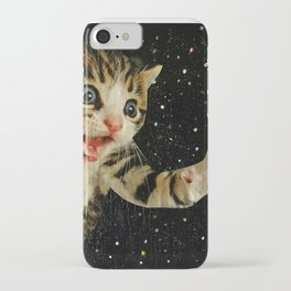 All Across the Universe Chasing Butterflies and Dreams iPhone Case