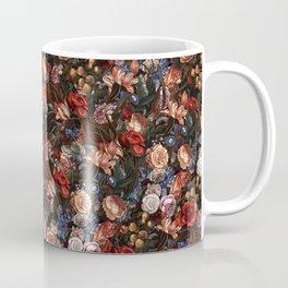 Vintage Summer Floral Coffee Mug