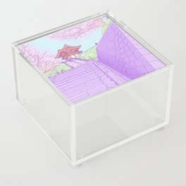 Everyday places in Japan Acrylic Box