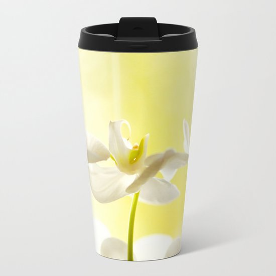 Three Ballerinas Metal Travel Mug