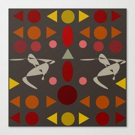 zappwaits dance Canvas Print
