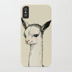 three iPhone X Slim Case
