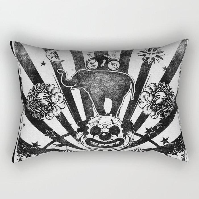 Crazy Circus Rectangular Pillow