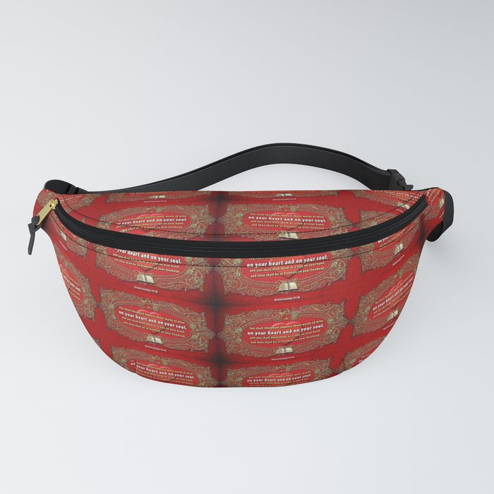 Heart and Soul Fanny Pack