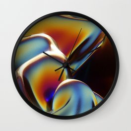 Interference 03 Wall Clock