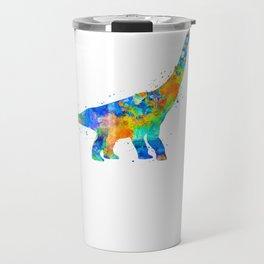 Brachiosaurus Dinosaur Travel Mug