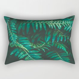 Ferns II Rectangular Pillow