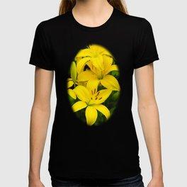 Yellow Lilies T-shirt