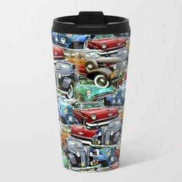 Classic Cars (K.T.B.) Travel Mug