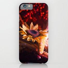 Autumn Still Life 1 iPhone Case