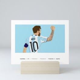 Leo Messi | LM10 Mini Art Print