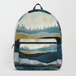 Turquoise Hills Backpack