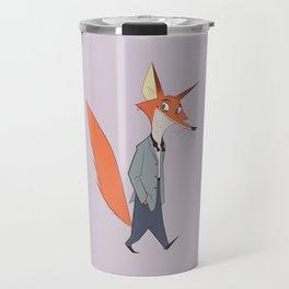 Posh Fox Travel Mug