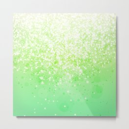 Glitteresques IV:XIV Metal Print