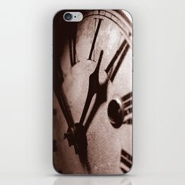 Mysteries of Time iPhone Skin