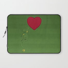 The Love of Cthulhu Laptop Sleeve