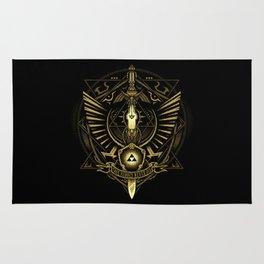 Zelda Sword Rug