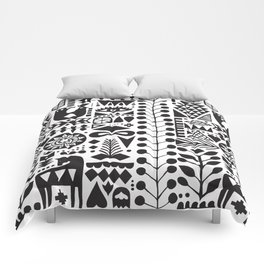 Forest print Comforters