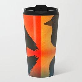 crow-73 Travel Mug