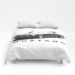 Mustang Design Comforters