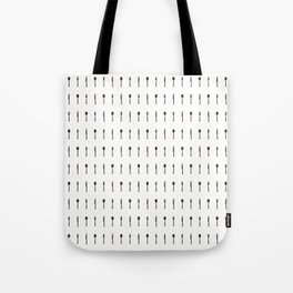 Fork, spoon and knife Tote Bag