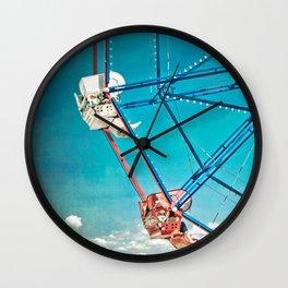 Balboa Skyline Wall Clock