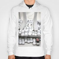 grand theft auto Hoodies featuring auto by gaus