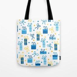 Happy Hanukkah Gifts Tote Bag