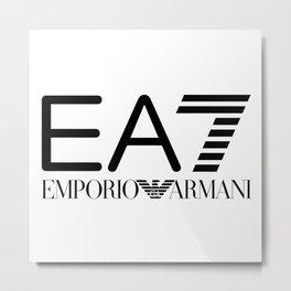 EA7 Metal Print
