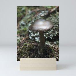 Shroom Dude Mini Art Print