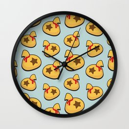 Animal Crossing New Horizons - Bell Bags Wall Clock