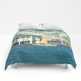 Set Sail Comforters
