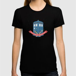 Fifty years of The Doctor T-shirt