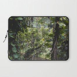 Hidden Jungle River Laptop Sleeve