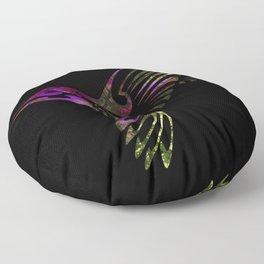 In Flight Floor Pillow
