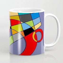Abstract #52 Coffee Mug