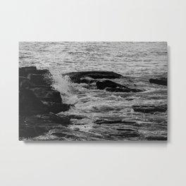 Waves , making waves of emotions in people's lives Metal Print