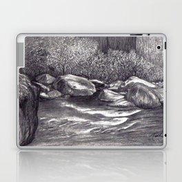 Black and White 7 Laptop & iPad Skin