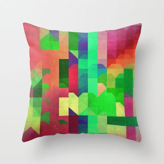 prynsyss Throw Pillow