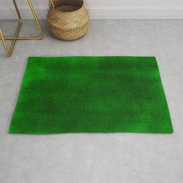 Grunge green Rug