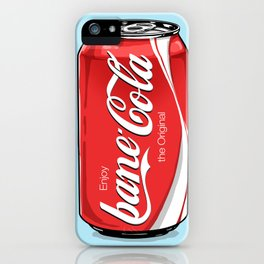 Bane Cola iPhone Case